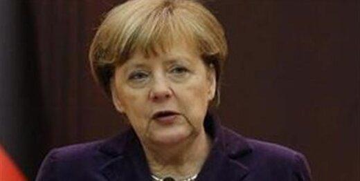 مرکل: اروپا هنوز درباره ایران تصمیم نگرفته است