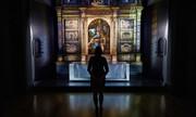 یک نمایشگاه عجیب با شاهکاری از لئوناردو داوینچی