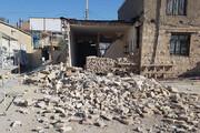 فیلم   آخرین وضعیت زلزلهزدگان میانه از زبان رئیس هلال احمر