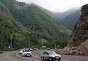 جاده کرج-چالوس، عاری از ترافیک