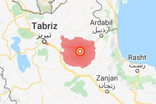 فیلم | عالیترین مقام نظامی حاضر در روستای زلزله زده ورنکش چه گفت؟
