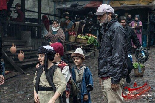 عکس | پشت صحنه فیلم جدید حسن فتحی در ترکیه