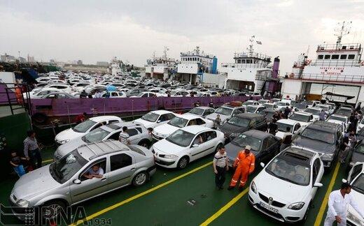 ۲۶۰دستگاه خودروی وارداتی بندر خرمشهر، در انتظار مصوبه ترخیص