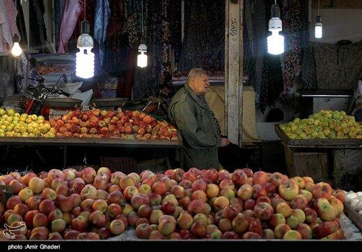 پسته خندان کیلویی ۴۶ هزار تومان؛ نرخ انواع میوه در بازار