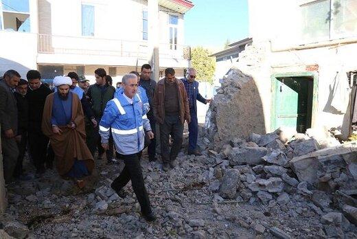دستور تولیت آستان قدس رضوی برای کمک به مناطق زلزلهزده آذربایجان شرقی