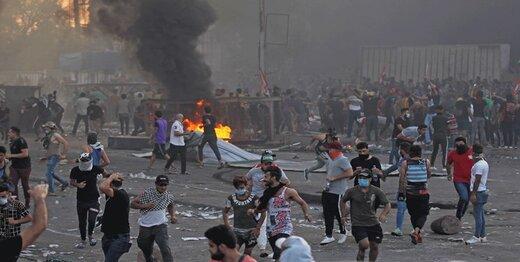 بیانیه دفتر عبدالمهدی در واکنش به تشدید خشونتها در عراق