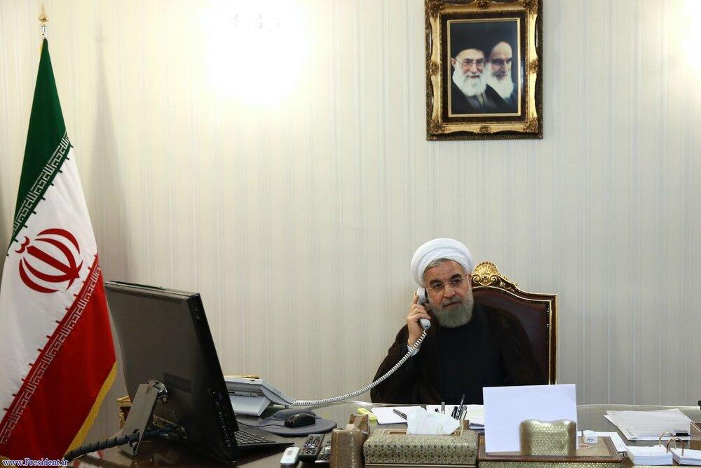 Pres. Rouhani condoles loss of northwest Iran quake victims