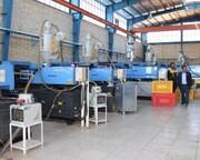افزایش 35 درصدی تنها کارخانه تولید لوله و اتصالات الکتروفیوژن استاندارد کشور