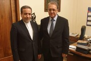 Iranian, Russian deputy foreign ministers review latest regional developments