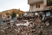 فیلم جدید از وضعیت زلزلهزدگان آذربایجان شرقی