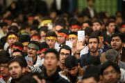 فیلم   در حاشیه دیدار دانشآموزان و دانشجویان با رهبر انقلاب