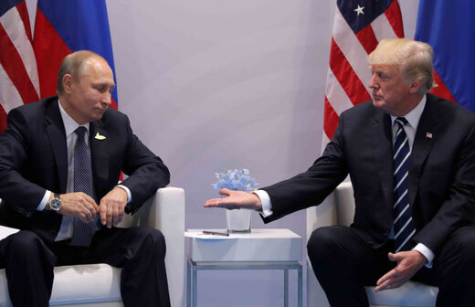 ترامپ: پوتین من را به یک جشن مهم دعوت کرد