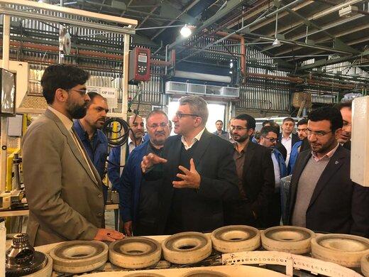 مدیرعامل ایرانخودرو: چرخشگر توان تبدیل شدن به والئو ایرانی را دارد
