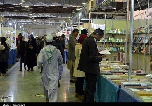جزئیاتی از ساختار تازه نمایشگاه کتاب تهران