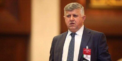 رئیس فدراسیون عراق: باید بپذیریم کشور امنی نیستیم