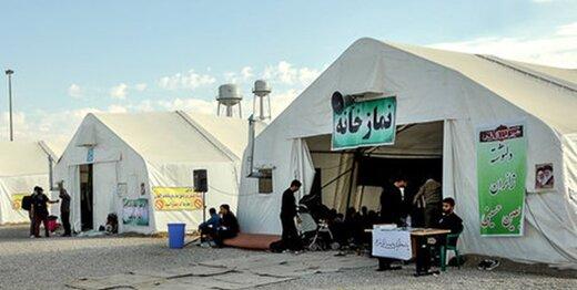 اسکان اضطراری ۳۰۰ خانوار زلزلهزده آذربایجان