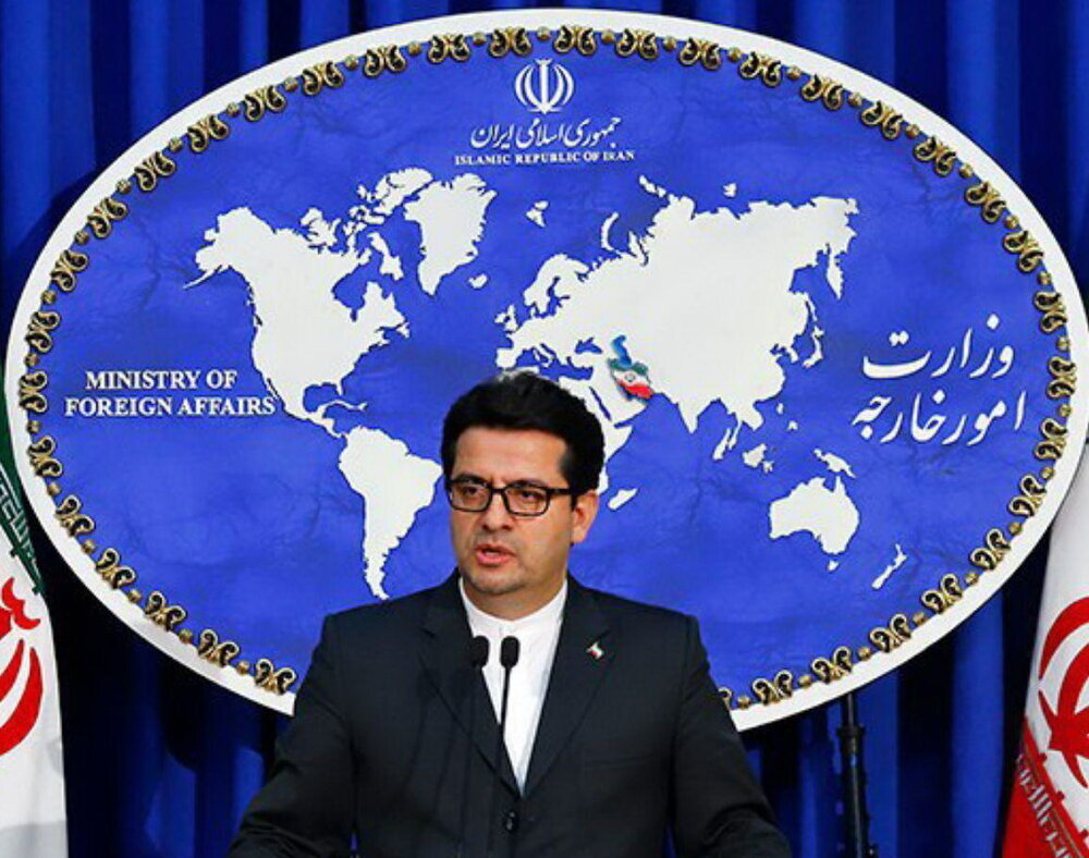Spox says US coalitions brought nothing but global insecurity