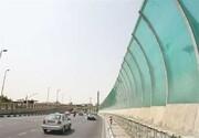 سرقت دیوارههای صوتی بزرگراههای پایتخت توسط خود پیمانکاران