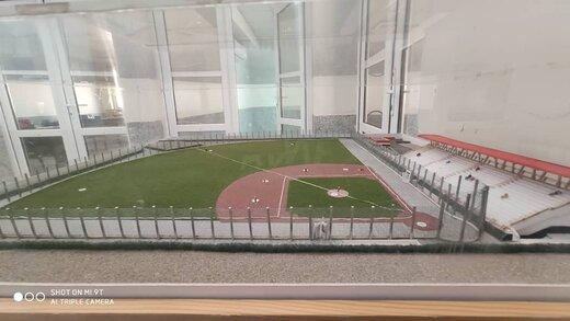 ورزشگاه بیسبال