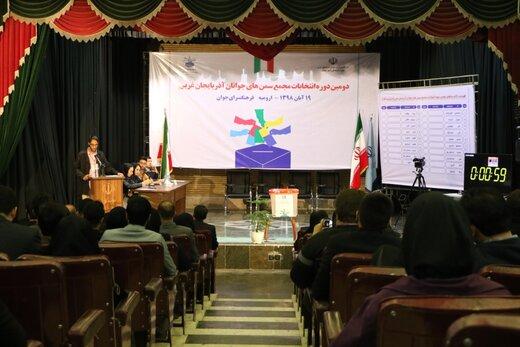 دومین مجمع انتخاباتی سمنهای جوانان آذربایجانغربی