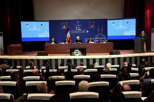 روحانی:اگر بدانم با مذاکره مشکل مردم حل میشود،یک ثانیه صبر نمیکنم