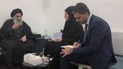 آیت الله سیستانی به فرستاده سازمان ملل چه گفت؟/الحلبوسی هم متهم به فساد شد/اتهام آمریکا به ایران در امور عراق