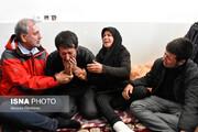 تصاویر | لحظات تلخ سخنگوی دولت در مناطق زلزلهزده آذربایجان