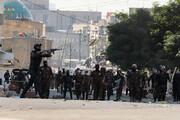فیلم | تصاویر یورونیوز از آشوب و درگیریهای عراق