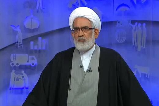 المدعي العام الايراني: اسلحة مهربة دخلت البلاد خلال اعمال الشغب