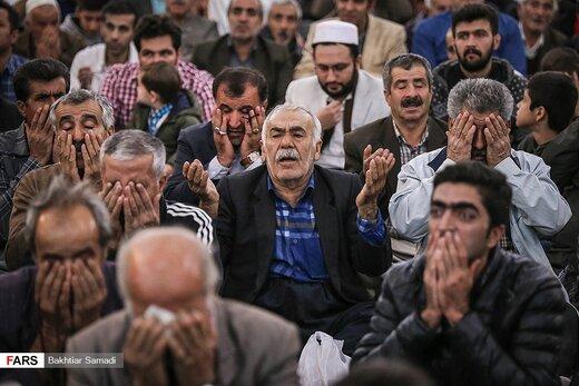 مراسم مولودیخوانی به مناسبت هفته وحدت در کردستان