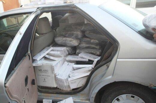 کشف ۲۶۹ کیلو تریاک در بوشهر