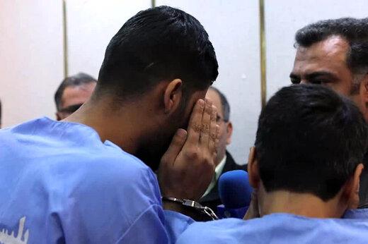 فیلم   اراذل بنام خانیآباد، وقتی دستگیر شدهاند