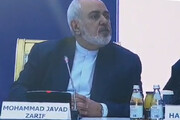 FM Zarif attends Astana Club