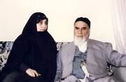 اولین واکنش عروس امام خمینی بعد از ابتلا شدن به کرونا