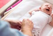 چرا نوزادان در ابتدای تولد سکسکه میکنند؟