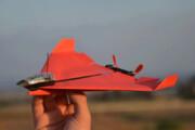 فیلم   هواپیمای کاغذی دوران کودکی، کنترلی شد!