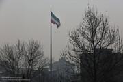 آلودگی هوا مدارس ابتدایی تهران را تعطیل کرد