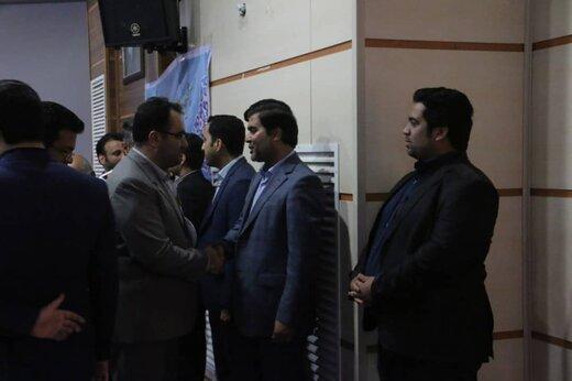 آیین معارفه رییس و دادستان جدید دادگستری خرمشهر