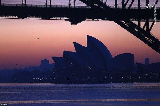 آتشسوزی استرالیا به یک قدمی سیدنی رسید