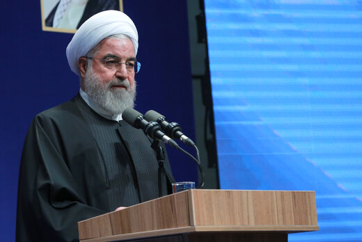 Rouhani: Israel lobbies, reactionary regional pressures pushed Trump to quit JCPOA