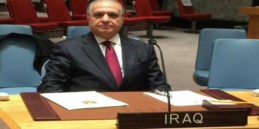 وزیر خارجه سعودی به همتای عراقی خود چه گفت؟