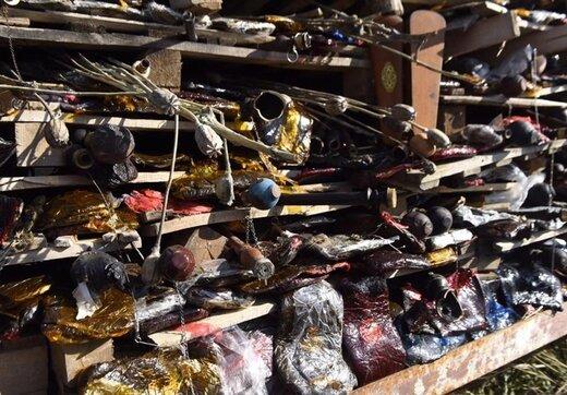 کشفیات مواد مخدر در البرز افزایش یافت