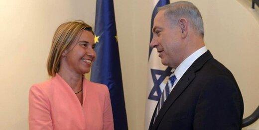 واکنش اتحادیه اروپا به پاسخ تلافیجویانه مقاومت فلسطین