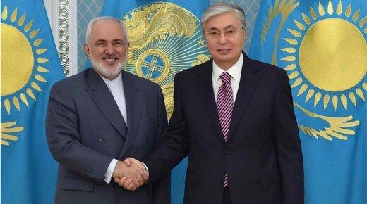 Iran, Kazakhstan review regional, int'l issues