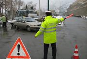 اعمال محدودیت ترافیکی در جاده چالوس در روز جمعه
