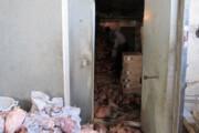 فیلم | کشف ۱۰۰ تن گوشت تاریخ مصرف گذشته در رباط کریم
