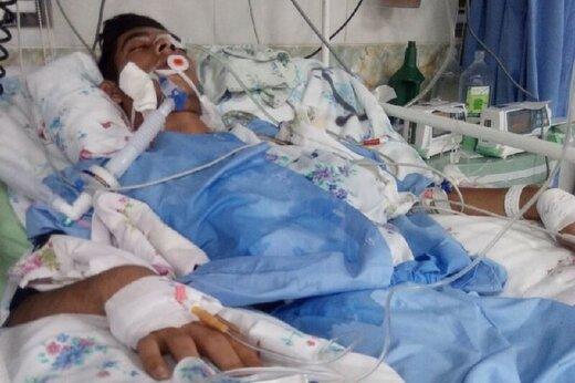 آخرین خبر از وضعیت جوانی که پس از عمل جراحی دچار عوارض بیهوشی شد