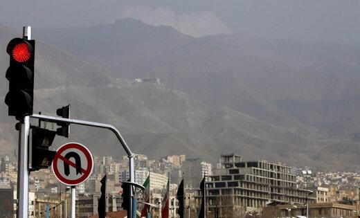 سطح آلایندههای هوا در البرز افزایش یافت