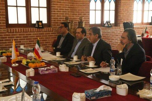 حسین انتظامی: بنیاد همکاریهای فرهنگی خزر تشکیل میشود