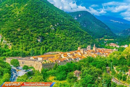 زیباترین روستاهای فرانسه راببینید